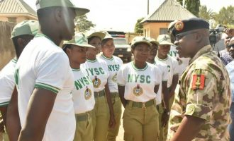 Corps members to receive N33,000 as allowance