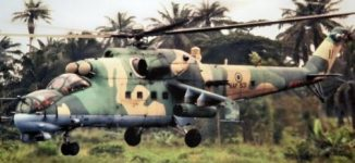 FG acquires helicopter gunships to tackle insecurity