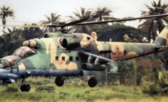 Air force 'destroys' ISWAP camp in Borno