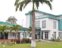 Nigerian high commission in Ghana 'not evicted'