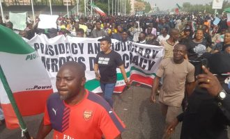 APC describes PDP protest as disgraceful and senseless