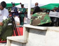 US-based Nigerian celebrates soldiers with moving poem