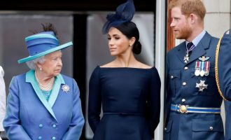 Was it all about Meghan, the witch of Windsor?