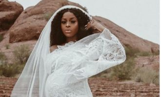 Ronke Raji announces pregnancy  — seven months after first child
