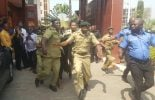 VIDEO: The moment Maryam Sanda was led out of the court after death sentence