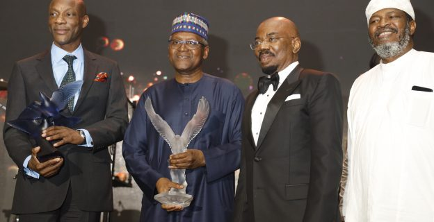 Dangote, John Legend, Magu in Lagos as THISDAY marks  25th anniversary