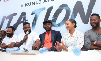 Temi Otedola makes Nollywood debut in Kunle Afolayan's 'Citation'