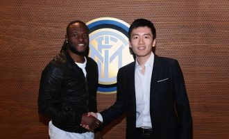 Victor Moses joins Inter Milan on loan