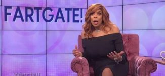 'I've never done it on this show' — Wendy Williams denies farting live on air