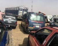 Many stranded as Boko Haram attacks communities on Damaturu-Maiduguri road