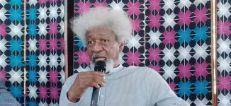 'Amotekun' has come to stay, Soyinka tackles FG