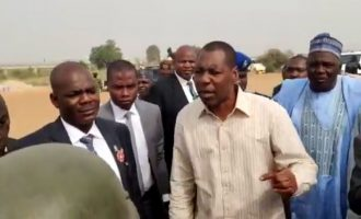 Residents: Soldiers left us at the mercy of Boko Haram after Zulum shouted at them