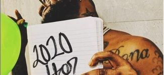 Davido teases '2020 Letter to You' — first project of the year