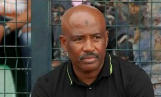 Abd'Allah sacked as Enyimba FC coach