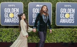 PHOTOS: Best and worst dressed celebrities at the 2020 Golden Globes