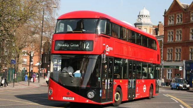 How Nigerian asylum seeker 'spent 21 years sleeping on London buses'