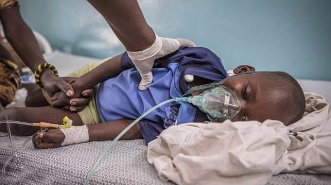 Report: 2m Nigerian children risk dying of pneumonia