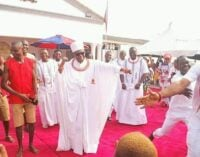 Osagie: No connection between Edo govt and article attacking Oba of Benin