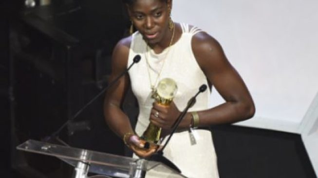 Oshoala African women's best player for record fourth time is special to me