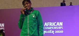Nigeria retains African championship title in women's wrestling