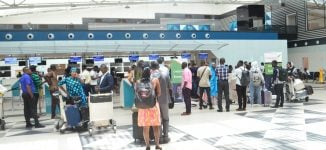 Four days after flight diversions, '1500 Nigerians stranded in Ghana' over Lagos harmattan