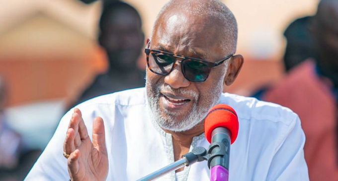 Akeredolu orders herders to vacate Ondo forest reserves