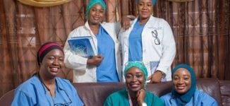SPOTLIGHT: Meet the Alius, five Nigerian sisters who all became doctors