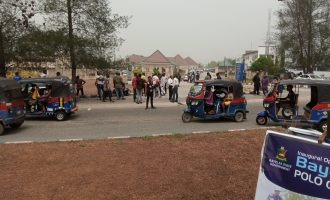 Political appointees barricade Bayelsa govt house over unpaid salaries