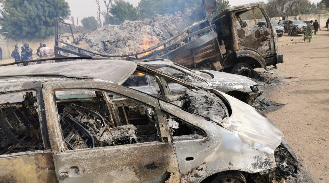 '30 killed', women abducted as Boko Haram attacks travellers near Maiduguri