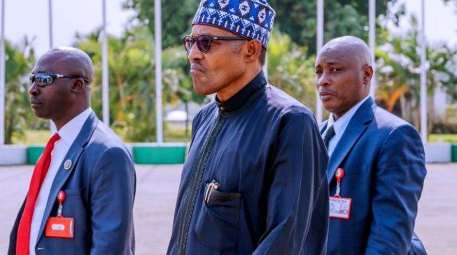 Buhari in Borno on condolence visit over killing of 30 commuters