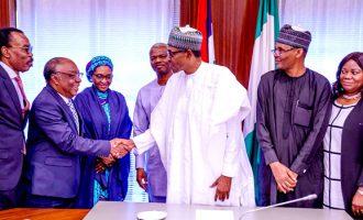 Economic council to Buhari: Ministries, agencies working at cross purposes