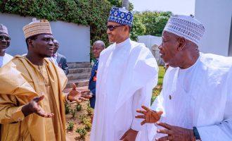 Buhari: I won't interfere in dispute between Ganduje and Sanusi