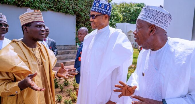 Buhari: I won't interfere in dispute between Ganduje and Sanusi