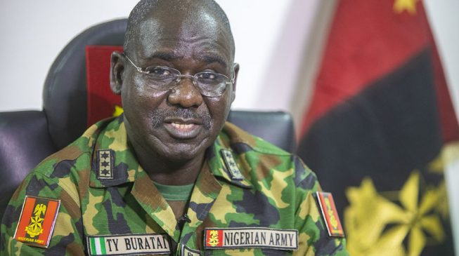 EXCLUSIVE: Sacking service chiefs won't end Boko Haram, says Buratai