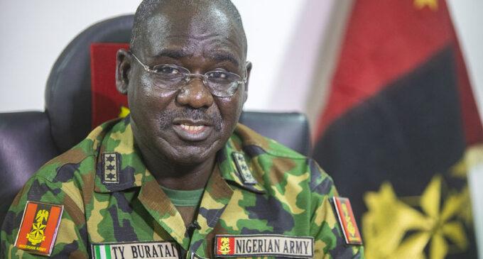 EXCLUSIVE: Sacking service chiefs won't end Boko Haram, says Buratai