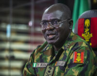 Buratai: Troops killed 1,429 Boko Haram insurgents in two months