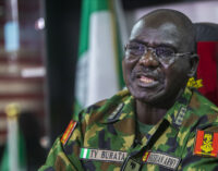 Buratai: It may take 20 years to end insurgency in north-east