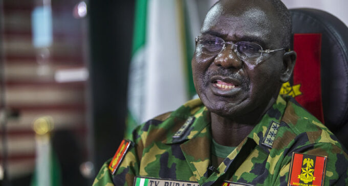 Court orders Buratai to produce army officers who 'aided escape' of Wadume