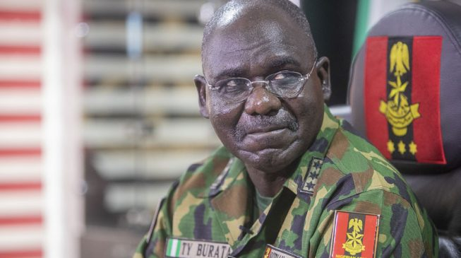 'I know you can end Boko Haram without foreign support' — Buratai writes troops