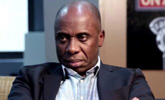Henry Ugboma: Wike is paranoid about Amaechi
