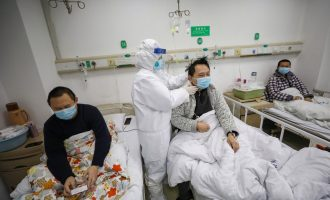 China records over 5000 coronavirus cases within 24 hours