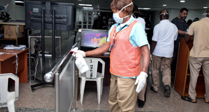 Coronavirus: CSOs ask FG to restrict travellers from high-risk countries