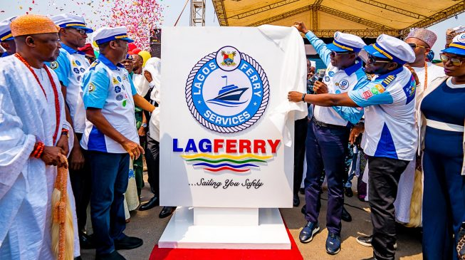 LagFerry MD: Badore jetty not closed… we only have low passenger turnout