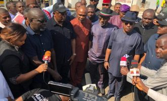 PDP takes protest to EU over 'deplorable state of affairs' in Nigeria