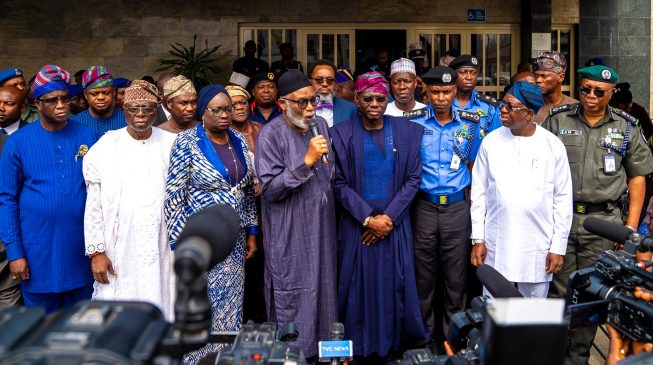 Amotekun no longer a regional outfit — after IGP's meeting with govs