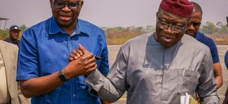Fayemi appoints Fayose into committee on resource mobilisation against COVID-19
