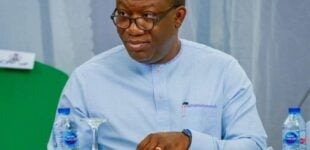 JUST IN: Ojudu's APC faction suspends Fayemi over 'anti-party activities'