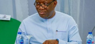 Fayemi signs Amotekun bill into law