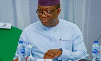 Ekiti APC faction suspends Fayemi over 'anti-party activities'