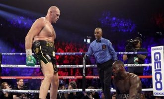The king is back! How Fury dominated, punished Wilder in seven rounds